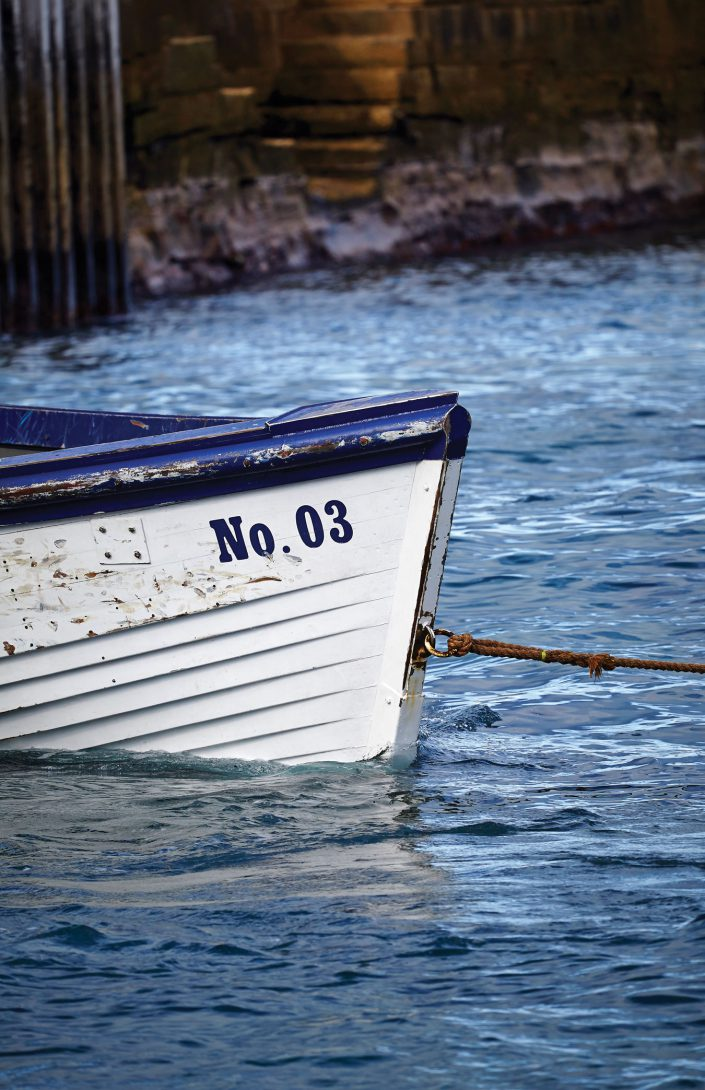 No. 03: A new lighter joins Norfolk's iconic fleet
