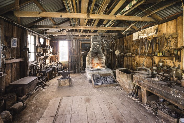 The Pitcairn Settler's Village: An interactive tour of a working Norfolk Island homestead