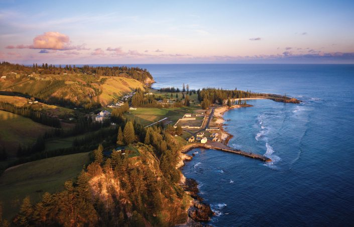 Room with a view: Behold the essence of Norfolk Island